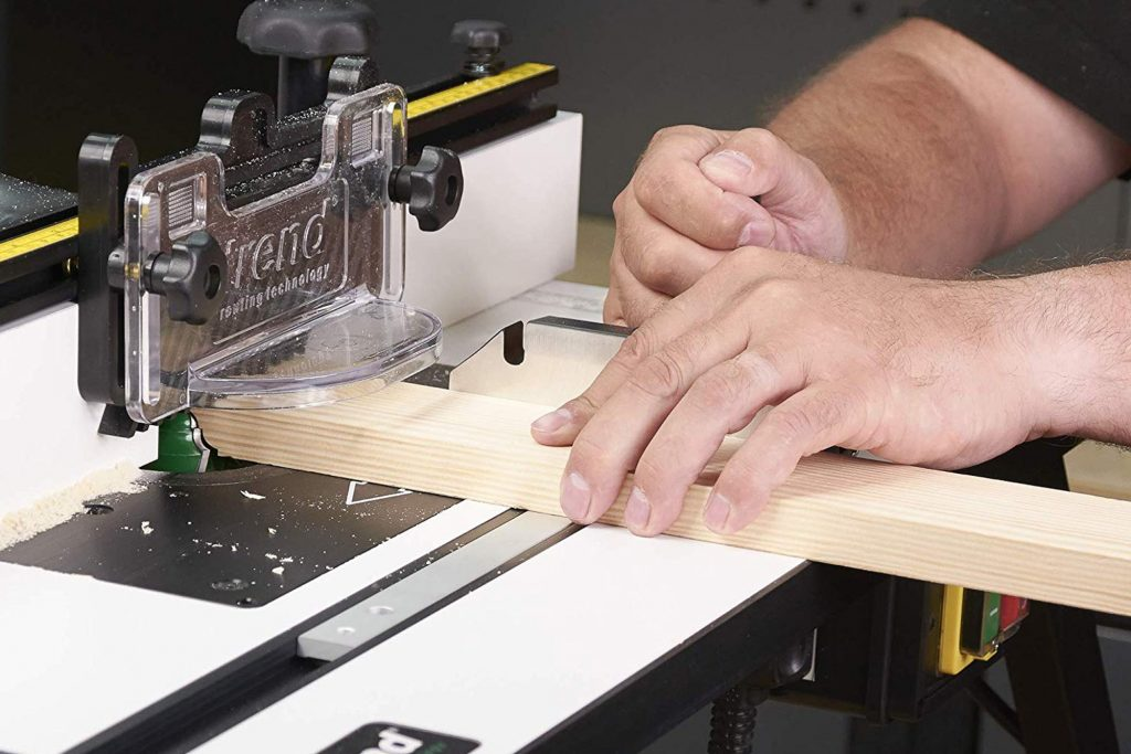 Router table: how to use