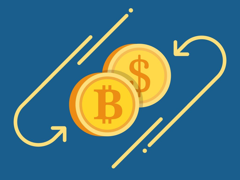 Exchange the bitcoins without any obligations by finding someone who is near to you