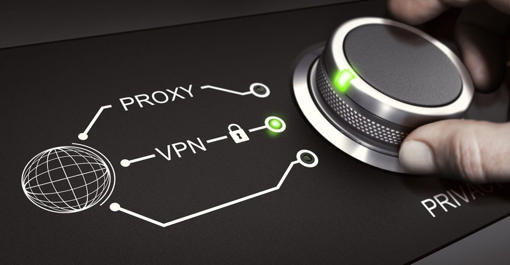 The types of proxy should know about