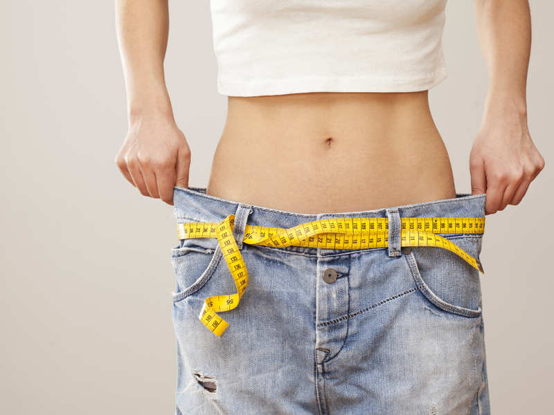 Pushed Slimming laser light unit without agony