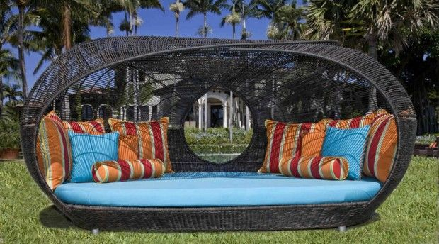 All-New Collection of Patio Furniture from Madbury